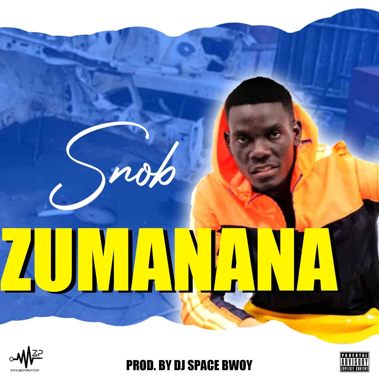 Zumanana (Prod. DJ Space Bwoy) » Zed Push Up